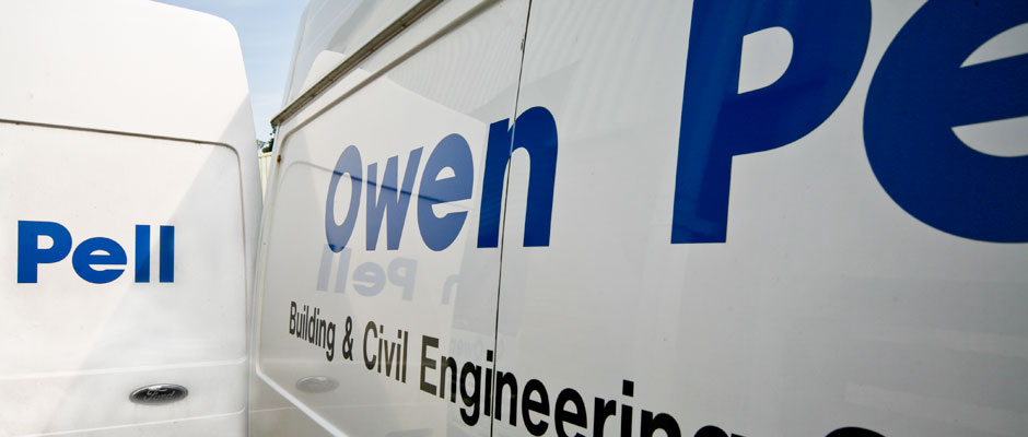 Owen Pell Building Contractors